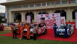 2016 INRC Round 2: Gill and Sherif win Rally of Maharashtra