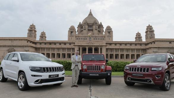Jeep SUVs (5)