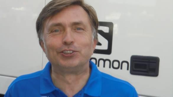 Jost Capito now heads to McLaren