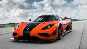 Koenigsegg to present Agera XS at 2016 Monterey Car Week in US