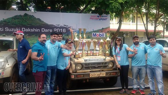 Maruti Suzuki Dakshin Dare 2016 (49)