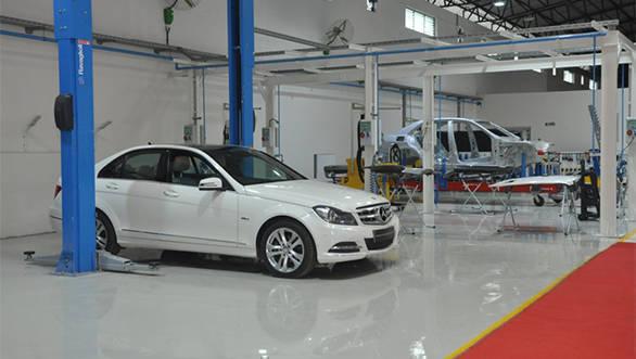 Mercedes CSR (2)