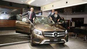 Mercedes-Benz India inaugurates its eighth dealership in Gujarat