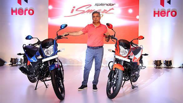 Pawan Munjal, Chairman, MD & CEO, Hero MotoCorp Ltd...