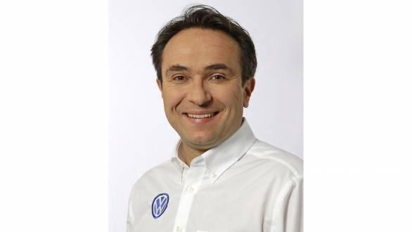 Sven Smeets has been appointed the new director of Volkswagen Motorsport