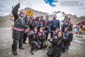 Image gallery: TVS Himalayan Highs Season 2