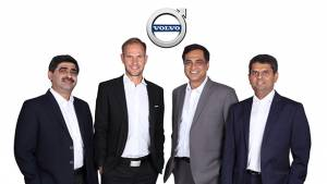Volvo Auto India appoints three new senior management officials to strengthen its hold