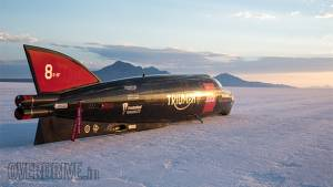 Video: Everything you need to know about the Triumph Infor Rocket Streamliner