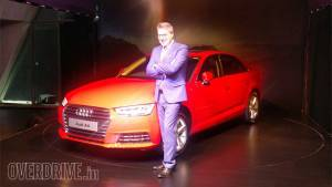 New-gen Audi A4 launched in India at Rs 38.10 lakh