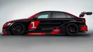 2016 Paris Motor Show: Audi RS3 LMS race car revealed