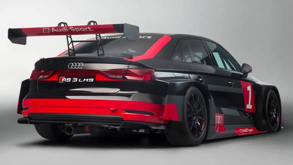 Audi RS3 LMS 2