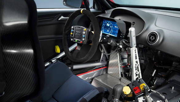 Audi RS3 LMS 4