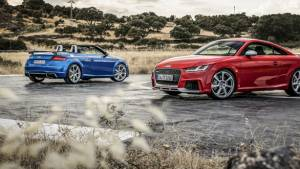 Image gallery: 2017 Audi TT RS first drive