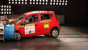 India-made Chevrolet Beat scores zero stars in Latin NCAP crash tests