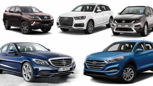 2.0-litre and above diesel cars being pushed for ahead of schedule launch in India