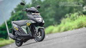 Yamaha Ray-ZR road test review