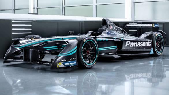 Formula E Jaguar FE 2016