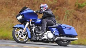 Video: Harley-Davidson Road Glide first look