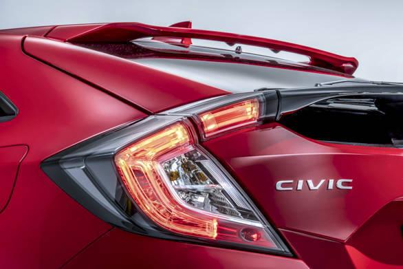 Honda Civic Tenth Generation 10th  (7)