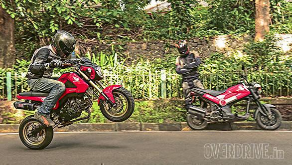 Honda Grom Meets Honda Navi (11)