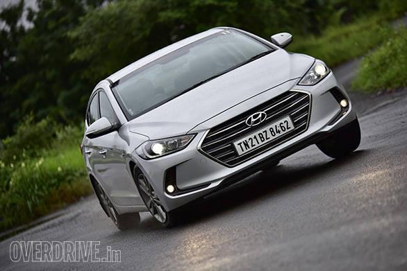 Hyundai Elantra SX O MT diesel one