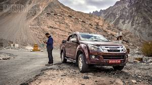 Isuzu D-Max V-Cross Review: Chandigarh to Ladakh