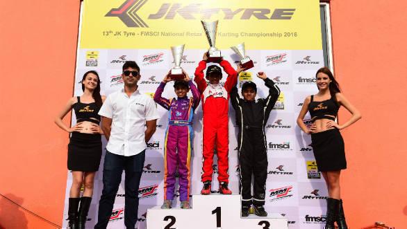 JK Tyre-FMSCI National Rotax Max Karting Championship 3