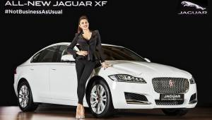2016 Jaguar XF launched in India at Rs 49.50 lakh