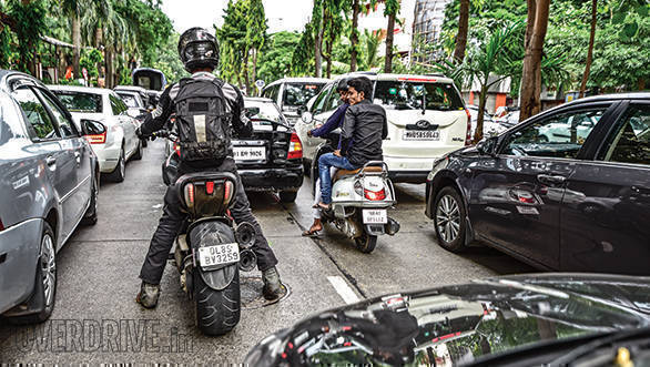 Living With Ducati Diavel (2)