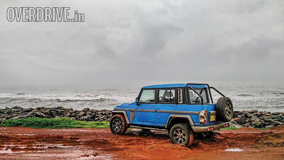 Mahindra Adventure K2K drive (2)