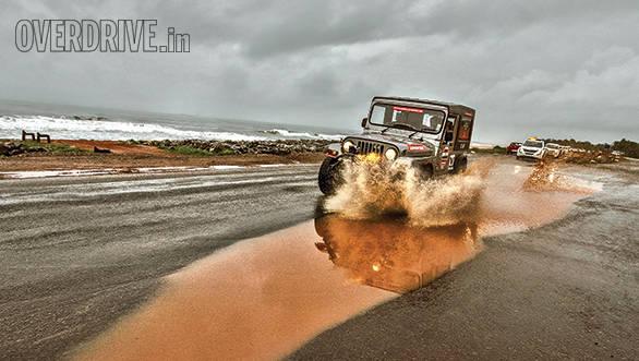 Mahindra Adventure K2K drive (6)