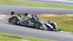 Formula Le Mans race car experience