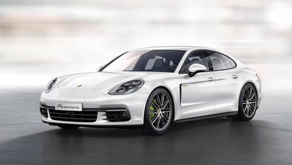 Porsche Panamera 4 E-Hybrid (7)