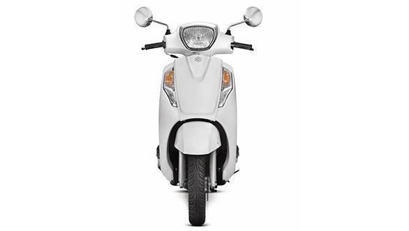 Suzuki Access 125 Special Edition (2)