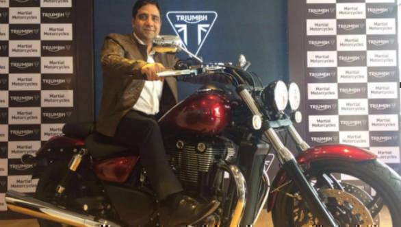 Triumph Vijayawada 2