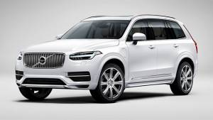 Volvo XC90 T8 Hybrid Excellence to be launched in India on September 14, 2016