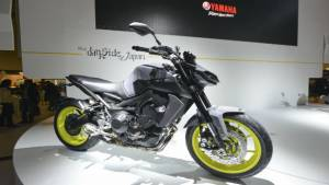 Intermot 2016: 2017 Yamaha MT-09 revealed