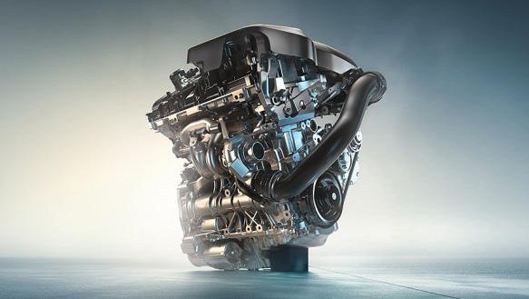 BMW 3 Series 330i GT petrol motor