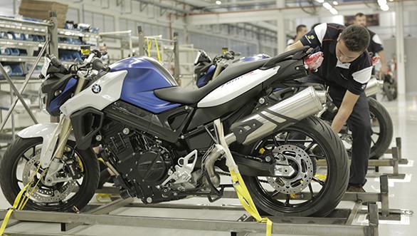 BMW Motorrad Plant in Brazil (1)