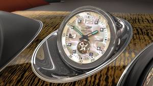 Car clocks and watches