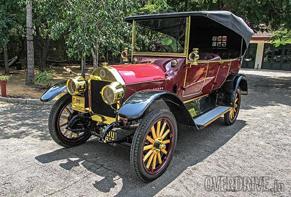 Benz Model Runabout Tourer (7)