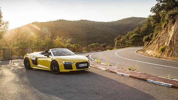 Best driving routes, costa brava, spain, audi r8 v10 spyder (2)