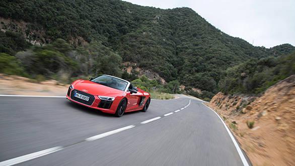 Best driving routes, costa brava, spain, audi r8 v10 spyder (3)