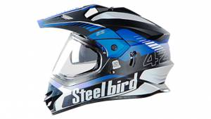 Steelbird SB 42 Bang Airborne helmet launched in India at Rs 2,299