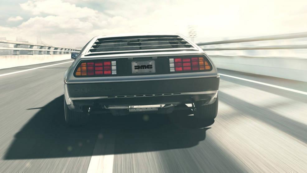 DeLorean DMC-12 Image