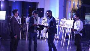 Anindito and Sahil win OVERDRIVE and Better Photography 2016 Frame the Star contest