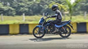 Hero Splendor iSmart 110 road test review