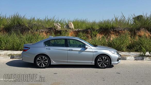 Honda Accord Hybrid (19)