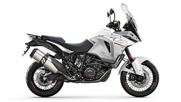 The 1290 Super Adventure T is aimed at long haul tourers