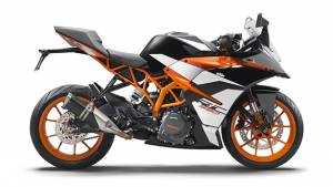 Image gallery: 2017 KTM RC 390 and RC 200